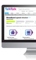 Check your broadband speed